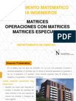 PPT Matrices