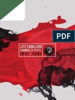 José Caballero - Caminos de Papel