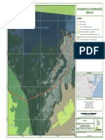 Mapa Zona Amortecimento PR Parque Natural Municipal Saint Hillaire