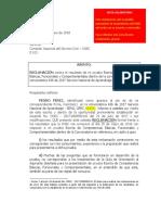 03modelo Reclamacion Prueba Escritta cncs