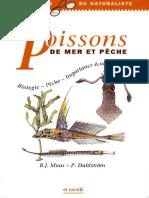 Guide Des Poissons de Mer Et P_che (1988)