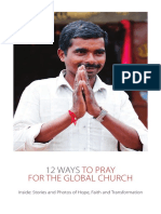 12 Ways to Pray for the Global Church