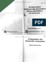 problematica venezolana
