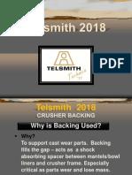 Backing Telsmith 2017