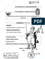 Rider Tesis Titulo Penal 2013