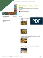 Postre de Carambola (Postre de Brasil) Receta de Angelica en La Cocina - Cookpad