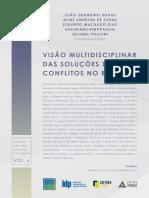 Visão Multidisciplinar das Soluções de conflitos