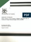 Crimean Congo case at Naguru 24-Aug-2018 UGANDA