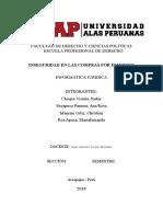 INSEGURIDAD EN LAS COMPRAS POR INTERNET (monografia)