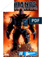 Thanos 01 - Jeff Lemire