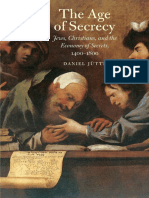 Daniel J 252 Tte the Age of Secrecy
