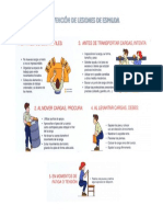 Prevención Lesiones de Espalda