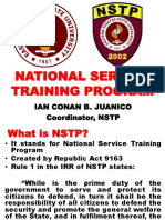 Lesson 1 - NSTP