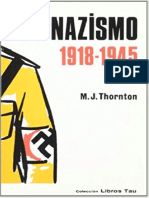 El Nazismo 1918-1945 - Michael J. Thornton