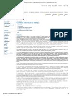 Contrato Individual de Trabajo - Portal Institucional. Dirección Del Trabajo