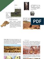 Historia Inca y Pre Inca Del Perú