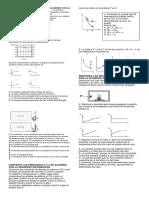 Evaluacion de Fisica1999