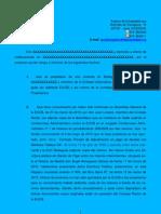 DENUNCIA a Registro Jaca