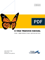 Final U Visa Training Manual - IRP Public Counsel v.30