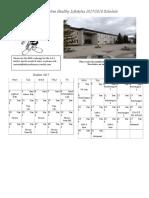 2017-18 School Calendar MON2FRI