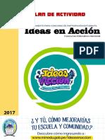 PLAN DE ACTIVIDAD IDEAS EN ACCION