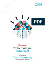 Cloud Computing - Brochure IBM en français