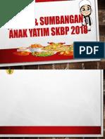 Iftar & Sumbangan Anak Yatim Skbp 2018