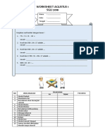 Worksheet 10