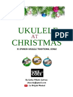 Popurrí Villancicos (Medley, Spanish Ukulele Christmas)