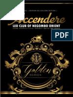 Accendere - GOLDEN EDITION