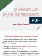 Como Hacer Un Plan de Trading