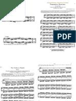 Easy Piano Excersises