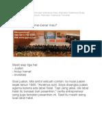 Motivator Indonesia, Motivator Indonesia Terbaik, Motivator Indonesia Asia