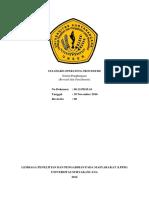 SOP Sistem Penghargaan (Reward Dan Punishment)