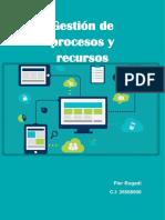 REVISTA Gestión de Procesos y Recursos