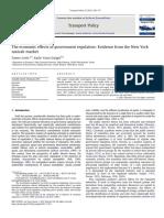 20130123_TRANSPORTPOLICY_ECONOMICEFFECTTSOFGOVERNMENTREGULATION_CETIN_ERYIGIT_169-177.pdf