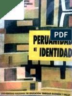 Huertas, Espinoza y Vega - Peruanidad e Identidad