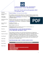 ACNUExpress Vol.5 No.18 Du 16 Au 30 Septembre 2010