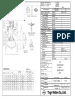 Globe Valve FCMB,SUS - 611A