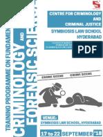Training Programme Brochure 1