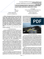 JournalNX- Aircraft Launching Machine