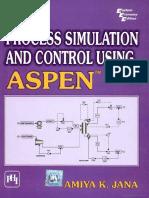 Process Simulation and Control Using Aspen (T.L)