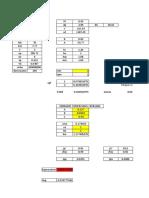 Excel de Dise;o de Engranajes Helicoidales