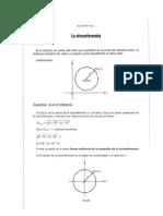 1.- La Circunferencia