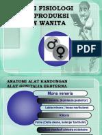 1. Anatomi Fisiologi Alat Reproduksi Wanita