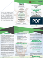 Brochure With Registration Form 1