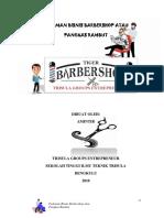 Pedoman Bisnis Barbershop