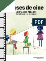 Clases de Cine. Compartir Miradas en Fememino y Masculino