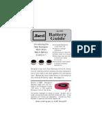 Battery Cap Forwatch