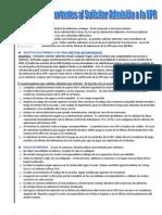 Datos importantes al Solicitar Admisión a la UPR